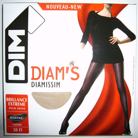 collant DIM diam's Diamissim