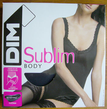 collant body dim sublim
