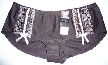photo shorty lingerie billet doux