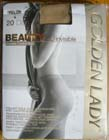 collant golden lady beauty 20 invisible