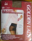 collant golden lady magic 20