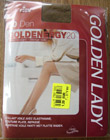 collant golden lady goldenergy