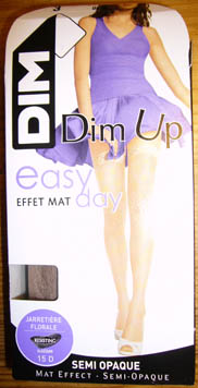 collant bas dim up Easy day semi opaque